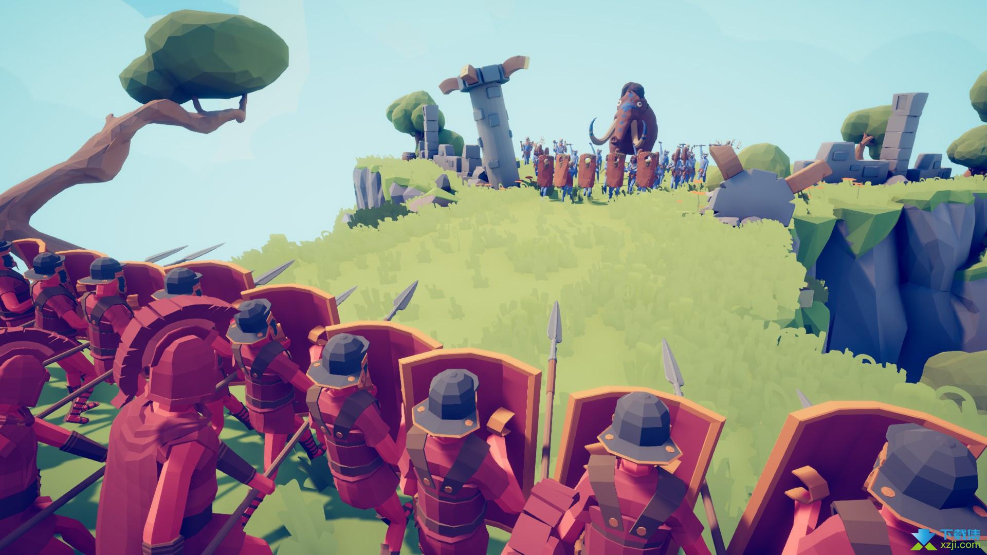 全面战争模拟器界面2