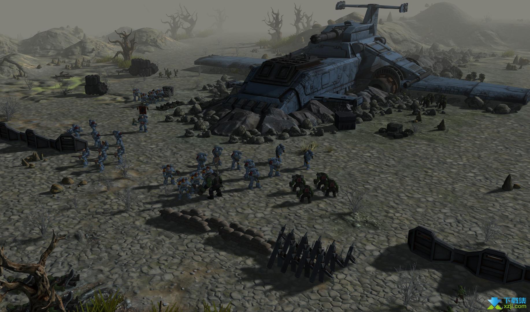 战锤40K神圣军团界面1