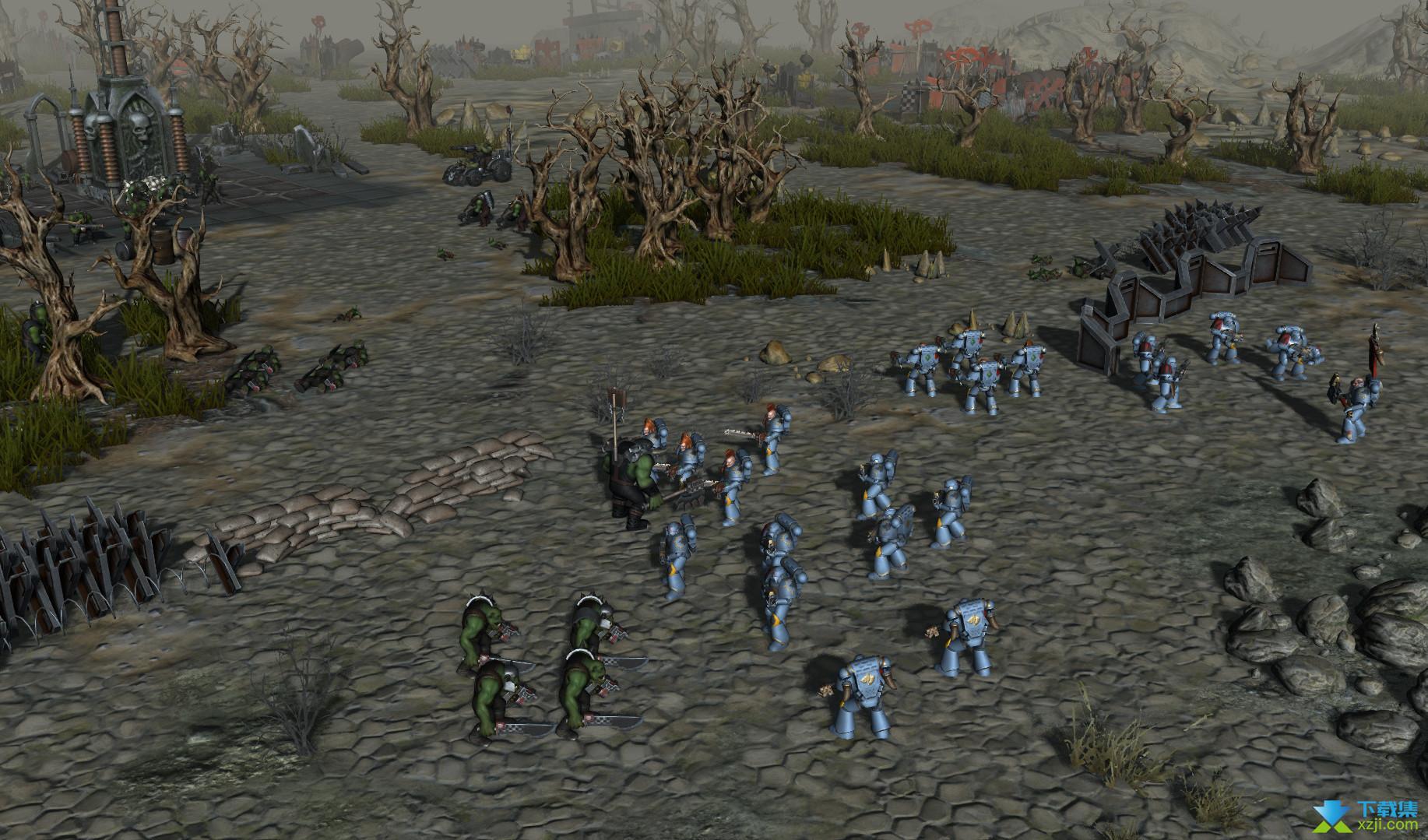 战锤40K神圣军团界面3