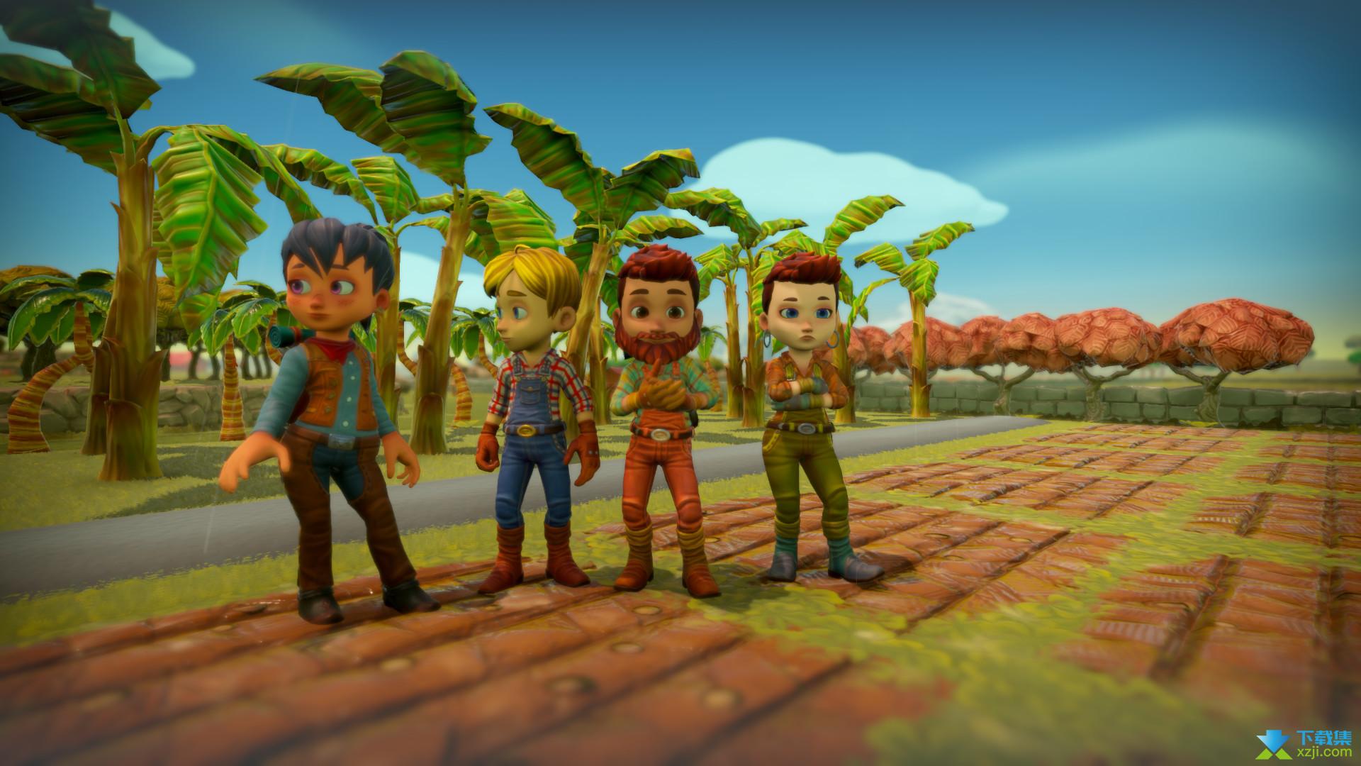 一起玩农场界面1