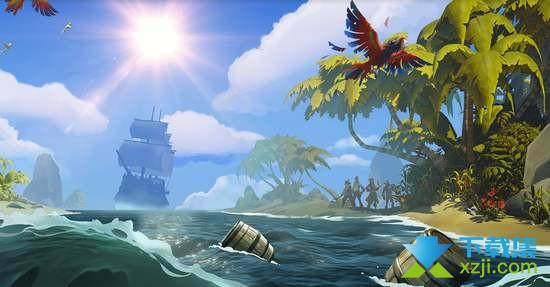 《盗贼之海》游戏灰烬钥匙获得方法介绍