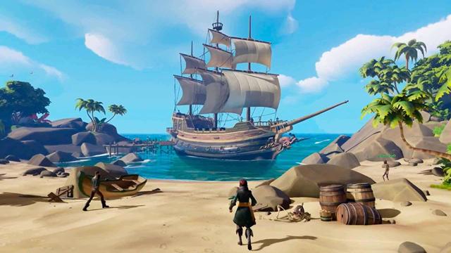 盗贼之海修改器,盗贼之海破解版,盗贼之海中文版下载