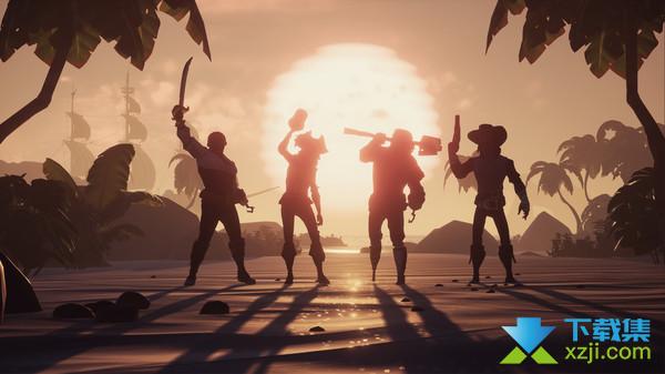 《盗贼之海》游戏中怎么安抚狂怒宝箱