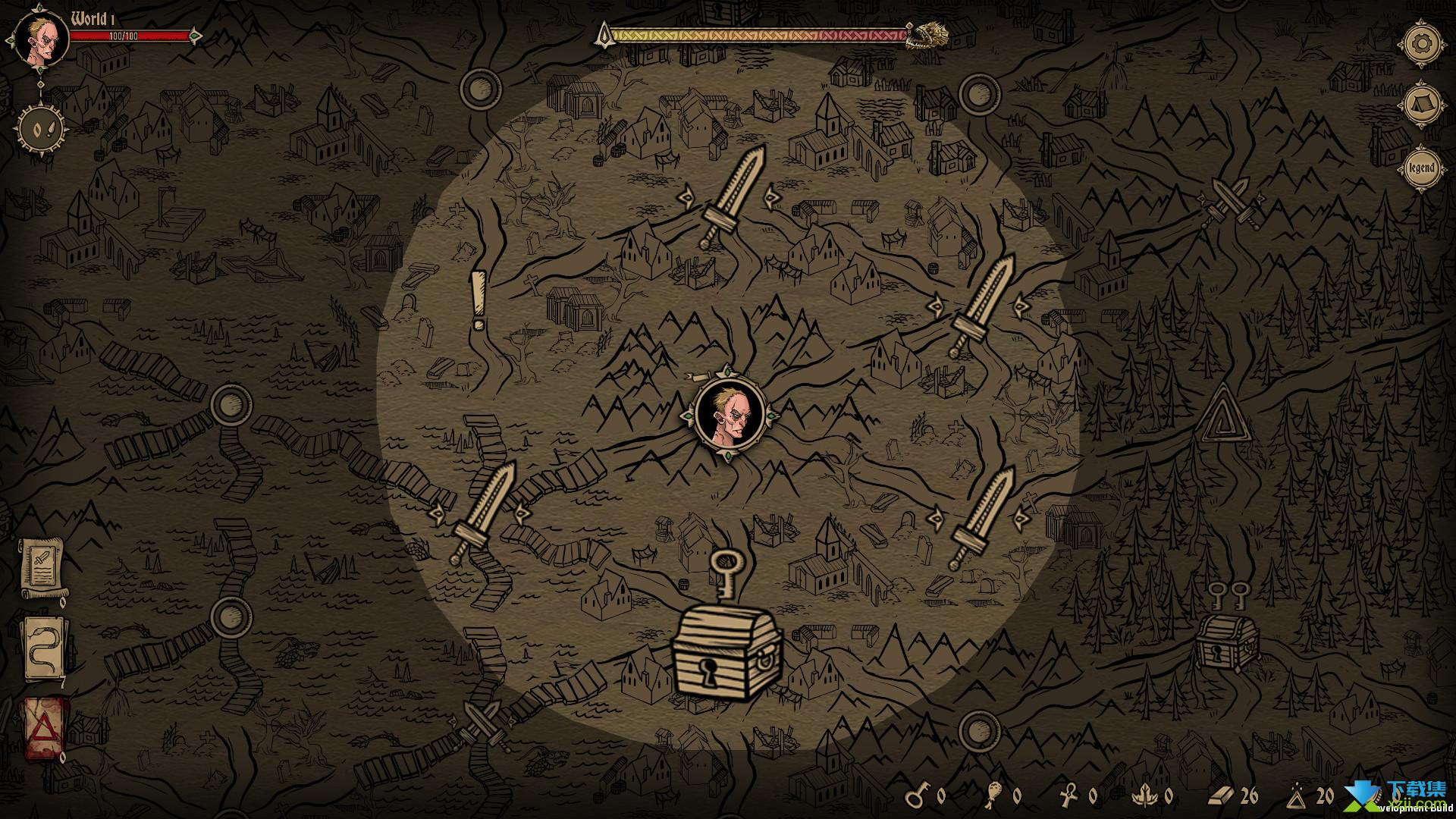 灰烬之牌界面2