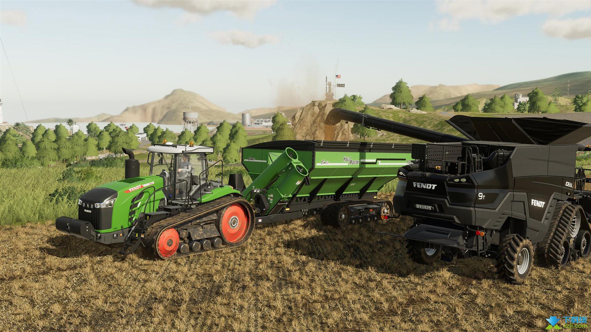 模拟农场19界面1