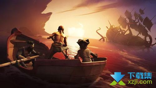 《盗贼之海》游戏中海怪都有哪些招式