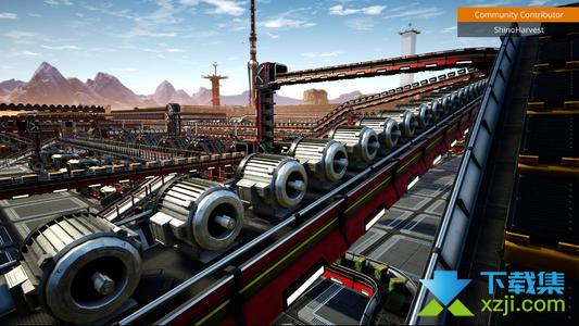 《幸福工厂》游戏中超级管道使用方法及快速运输货物方法