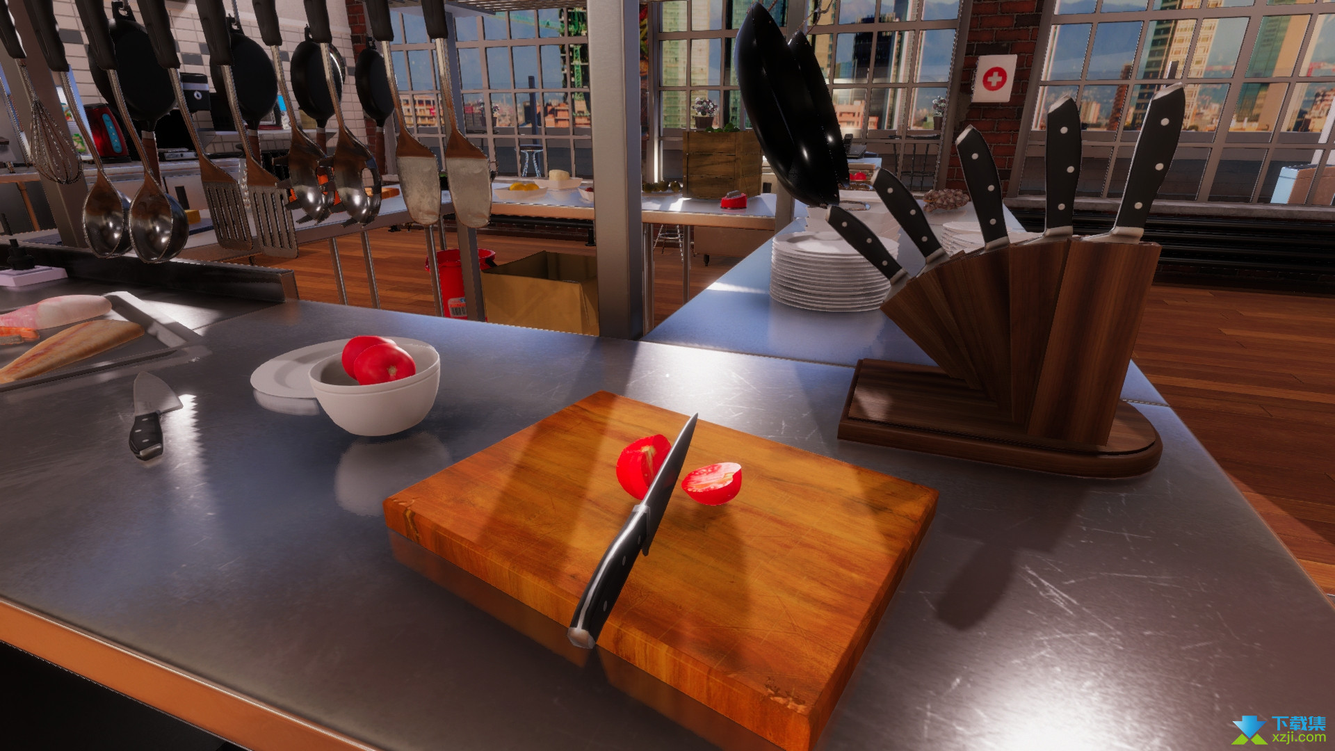 料理模拟器界面1