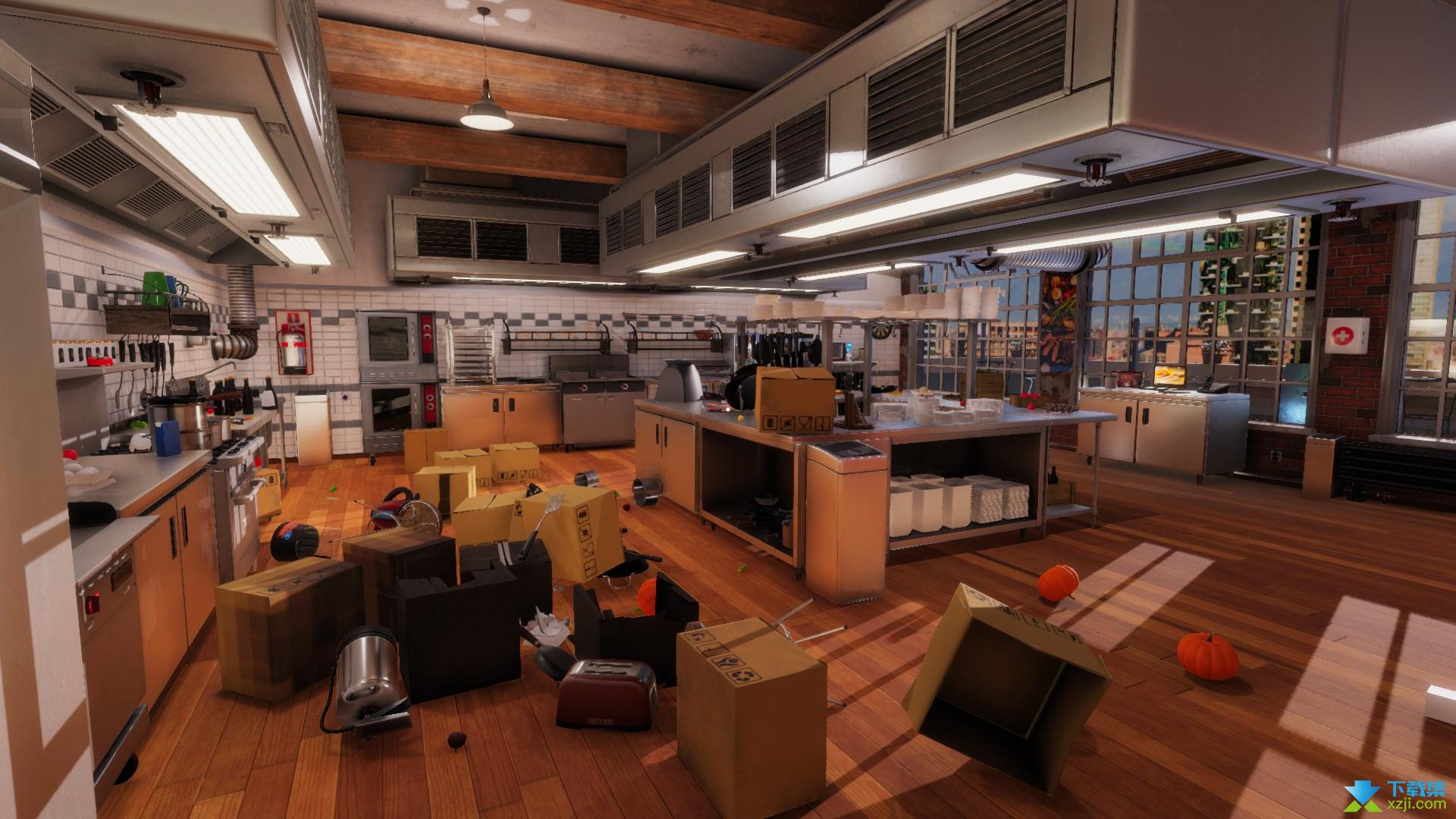 料理模拟器界面3