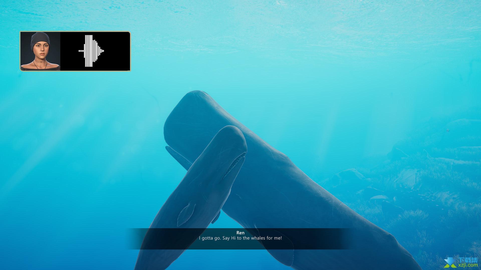 深海超越界面