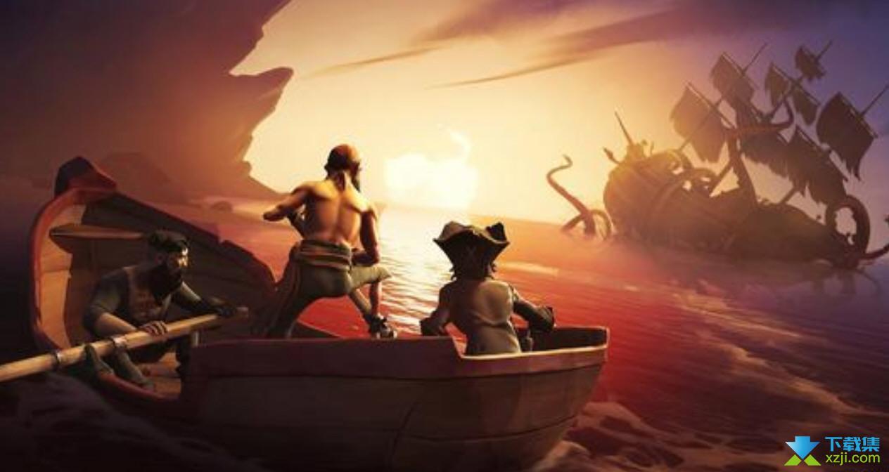 《盗贼之海》游戏中船只沉没了怎么抢救
