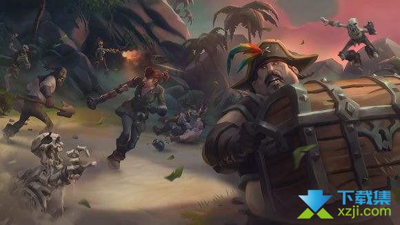 《盗贼之海》游戏中快递任务怎么完成
