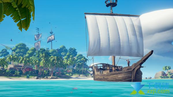 《盗贼之海》游戏中兰德尔斯通临终记忆位置在哪