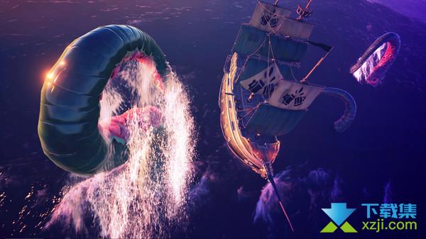 《盗贼之海》游戏中无尽蜥蜴彩绘位置在哪