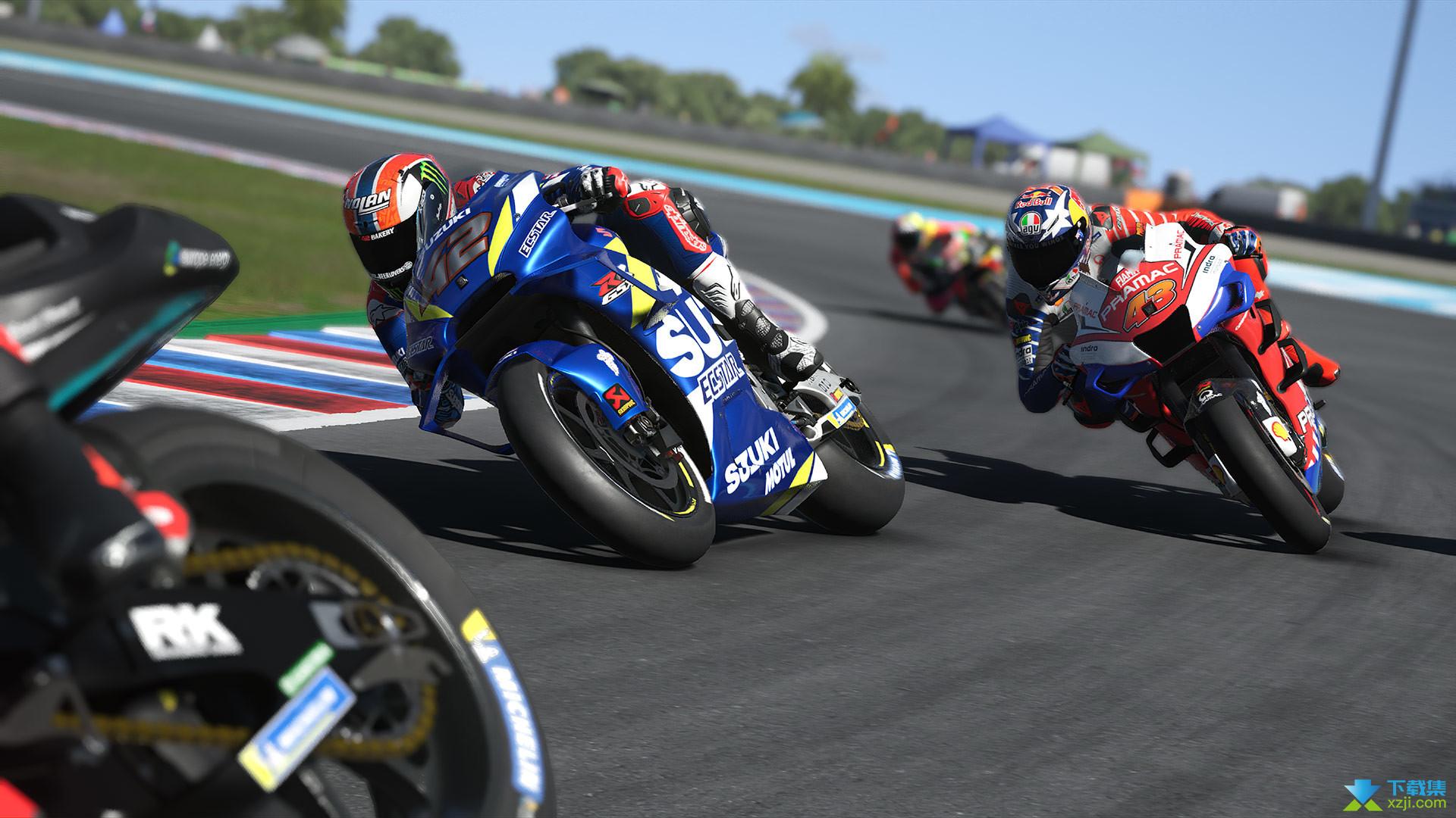 世界摩托大奖赛20界面4