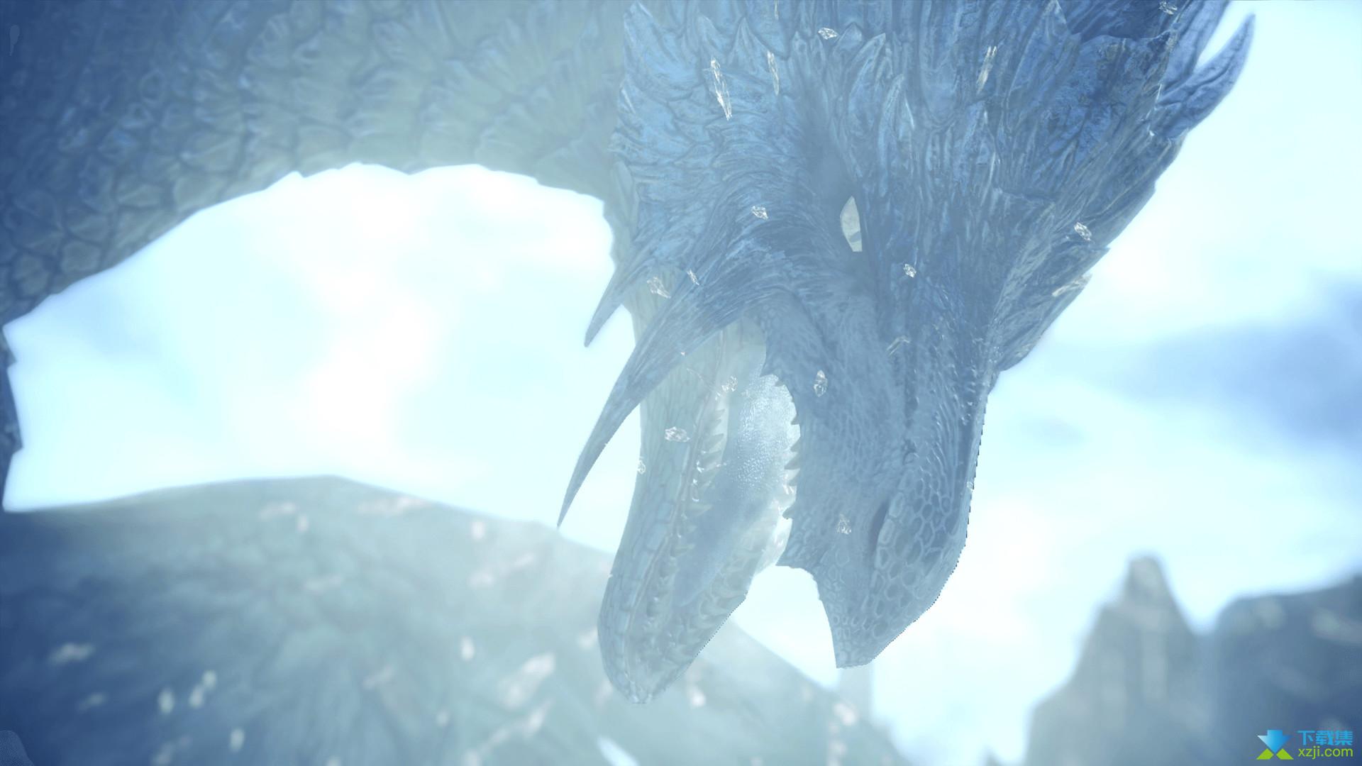 怪物猎人世界冰原界面2
