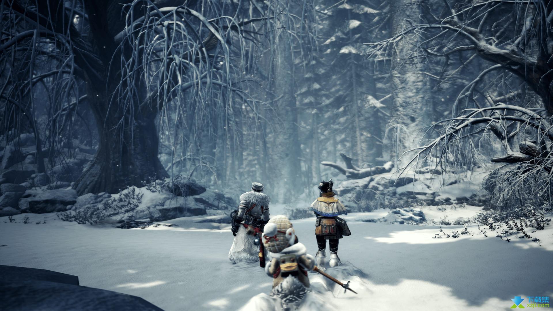 怪物猎人世界冰原界面3
