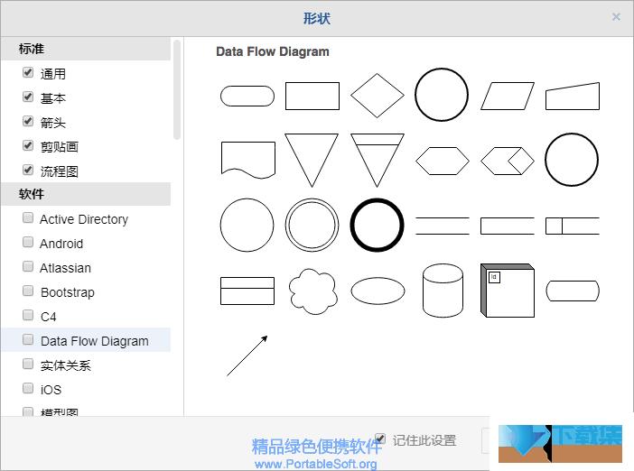 Draw.io界面2