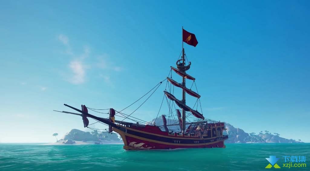 《盗贼之海》游戏中船只卡住了怎么解决