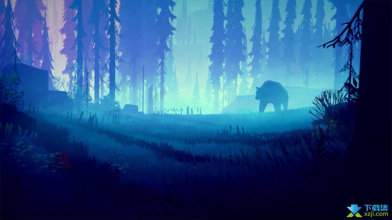 丛林之中界面2