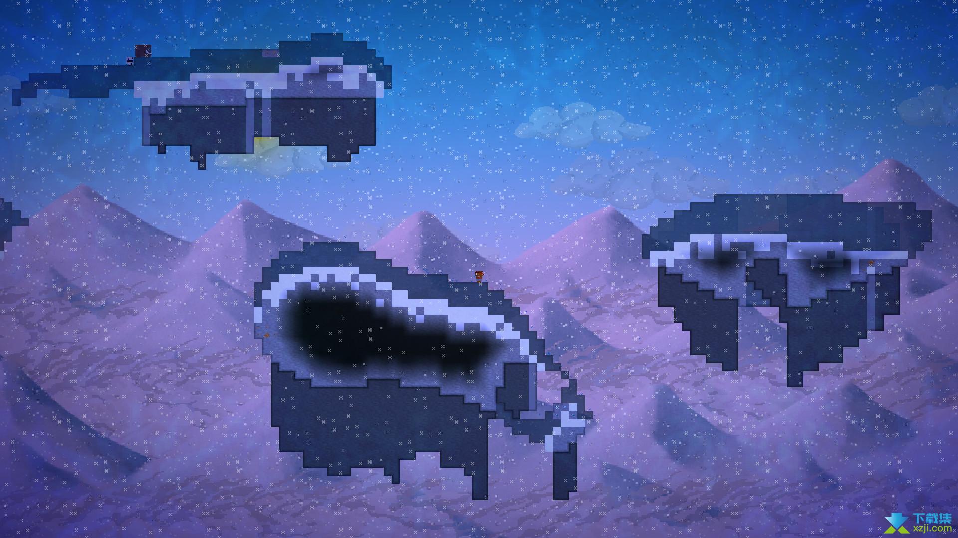 非像素方块世界界面1