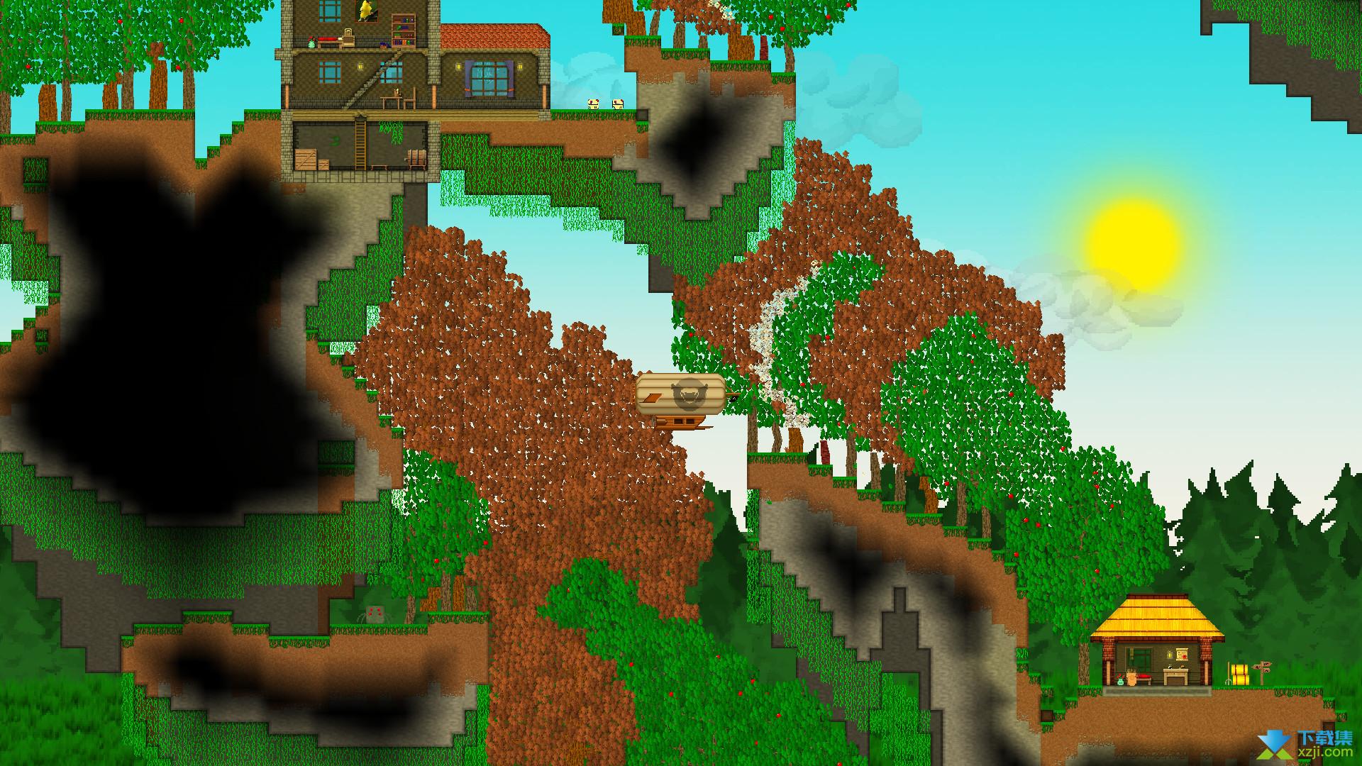 非像素方块世界界面3