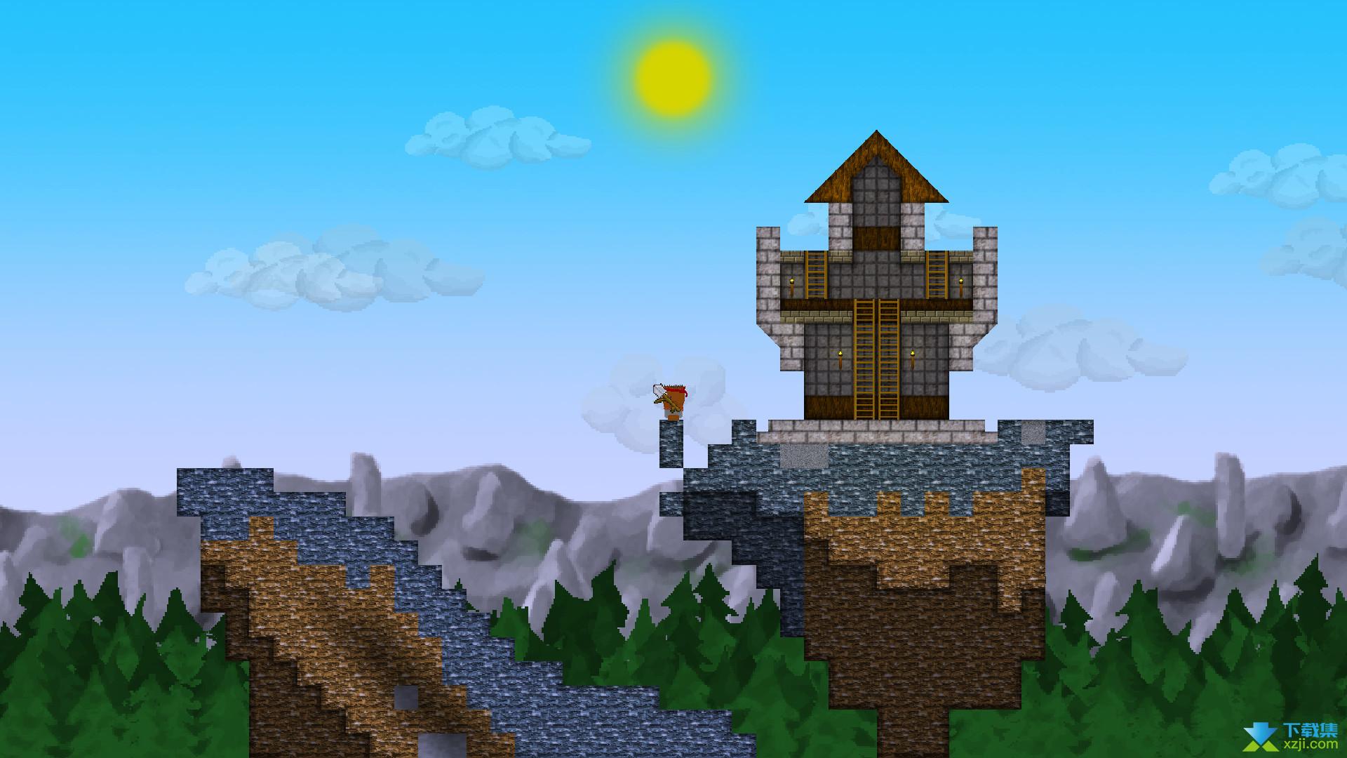 非像素方块世界界面2