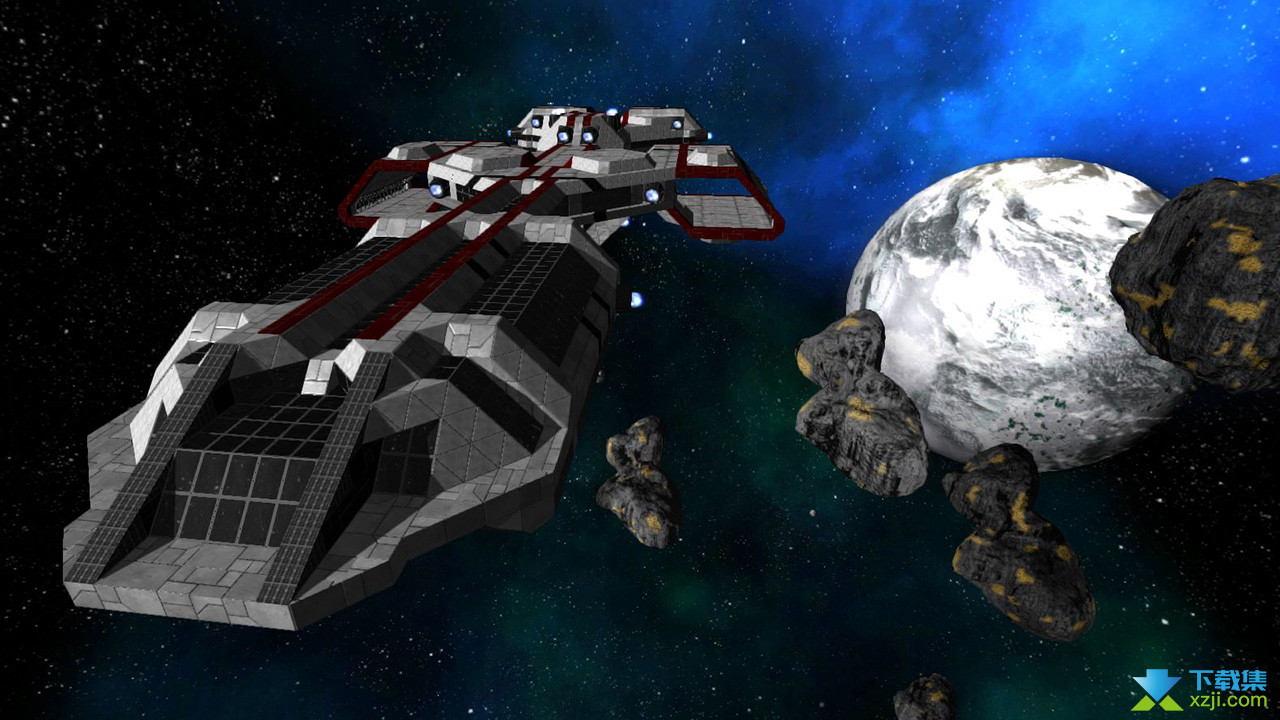 帝国霸业银河生存界面