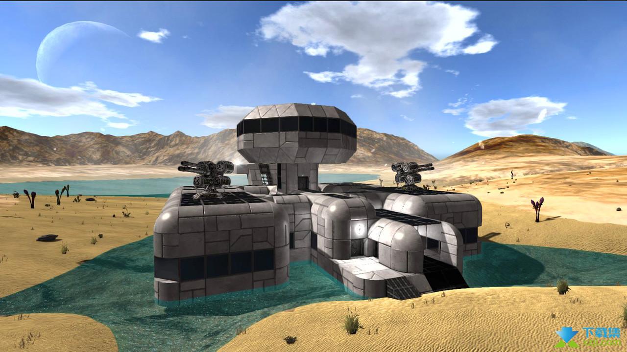 帝国霸业银河生存界面1