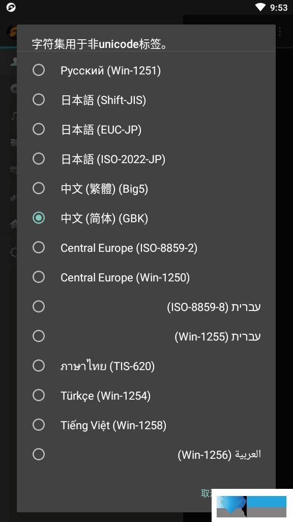 jetAudio+界面3