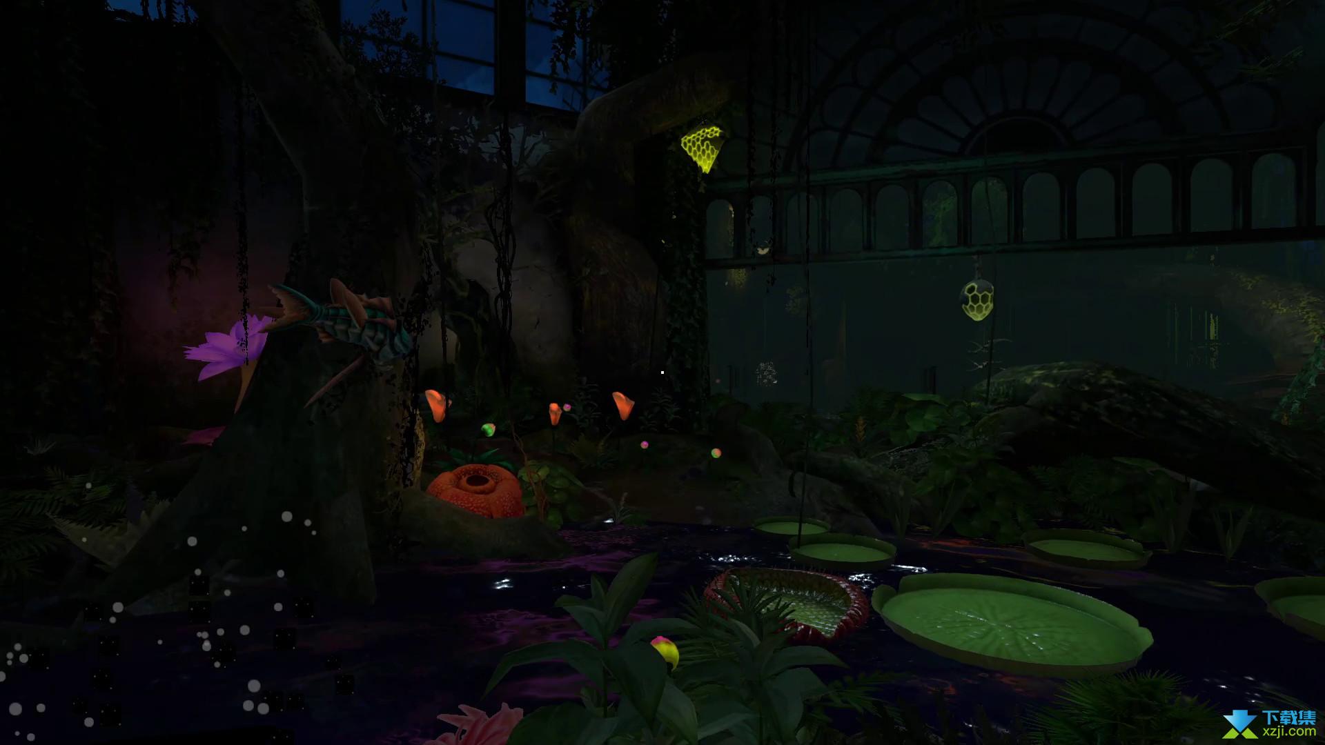 鸡皮疙瘩寂静深夜界面4