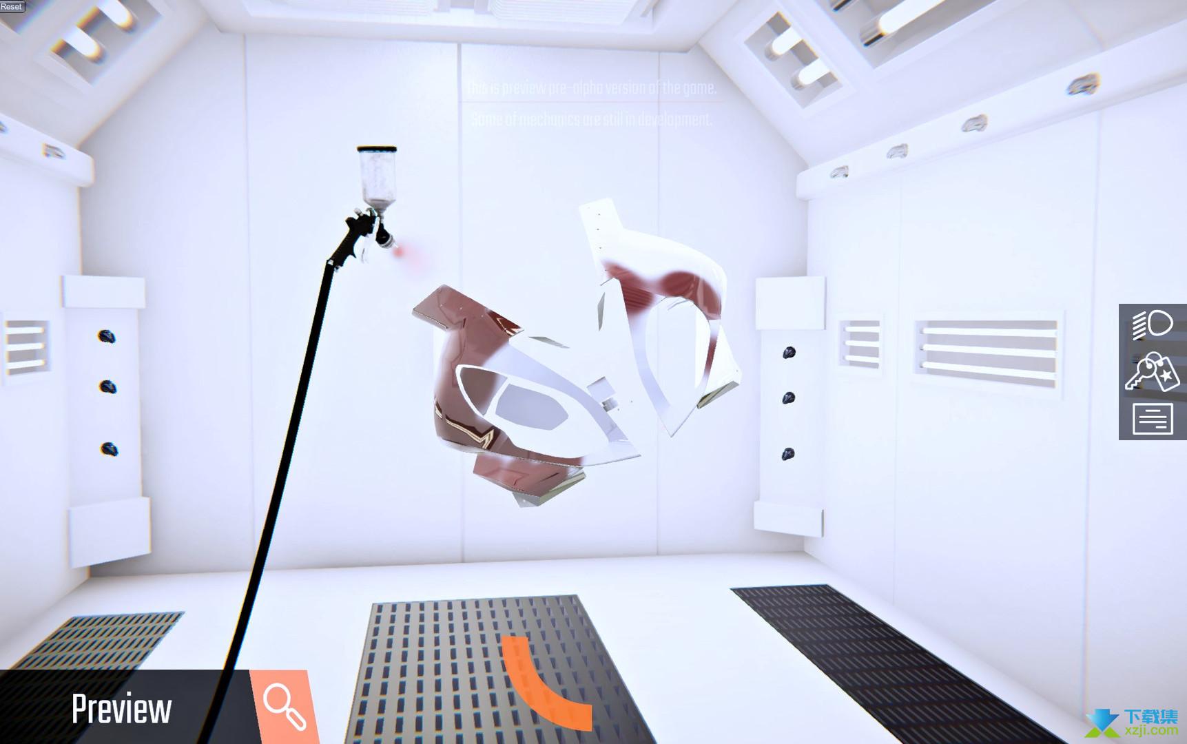 摩托工坊机修模拟器界面3
