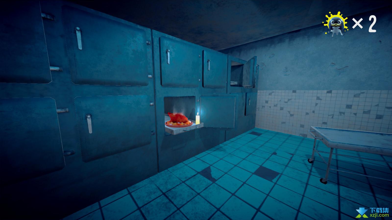 监狱企鹅界面1