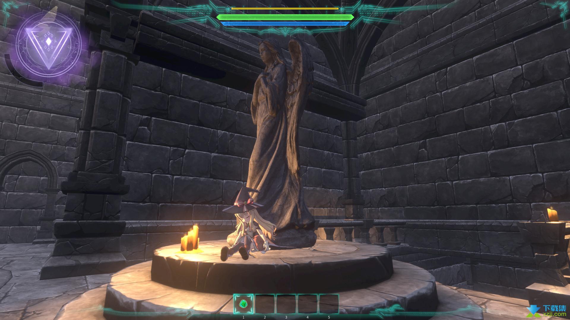 小魔女诺贝塔界面3