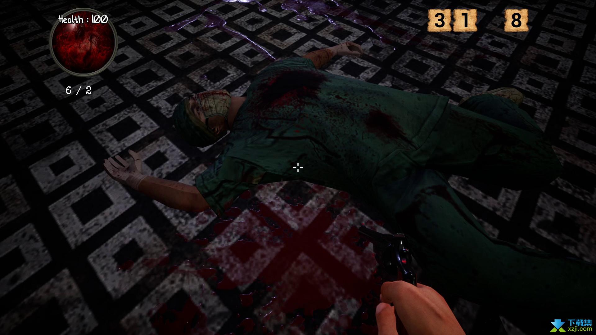 恐怖医院游戏界面1