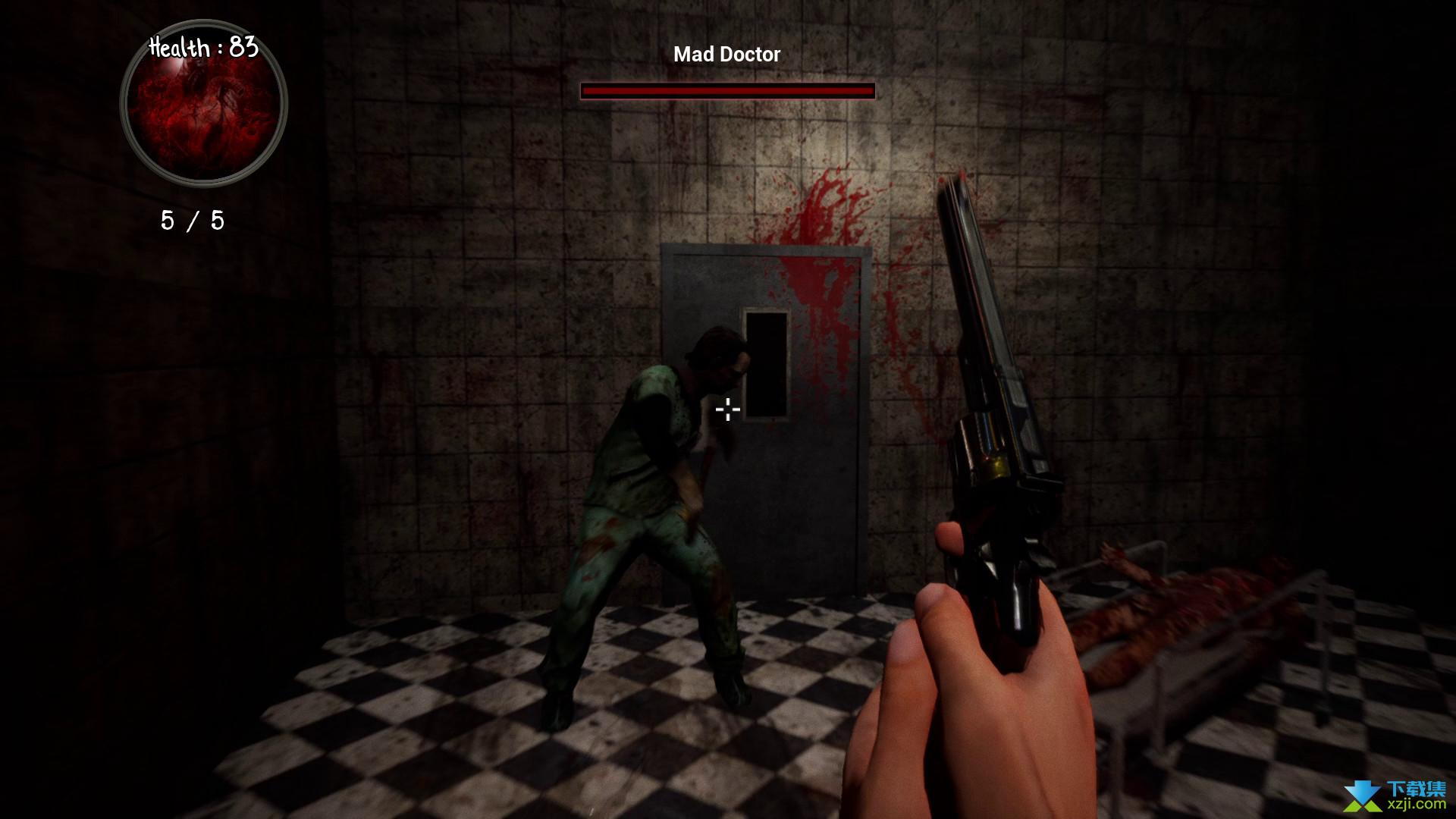 恐怖医院游戏界面2