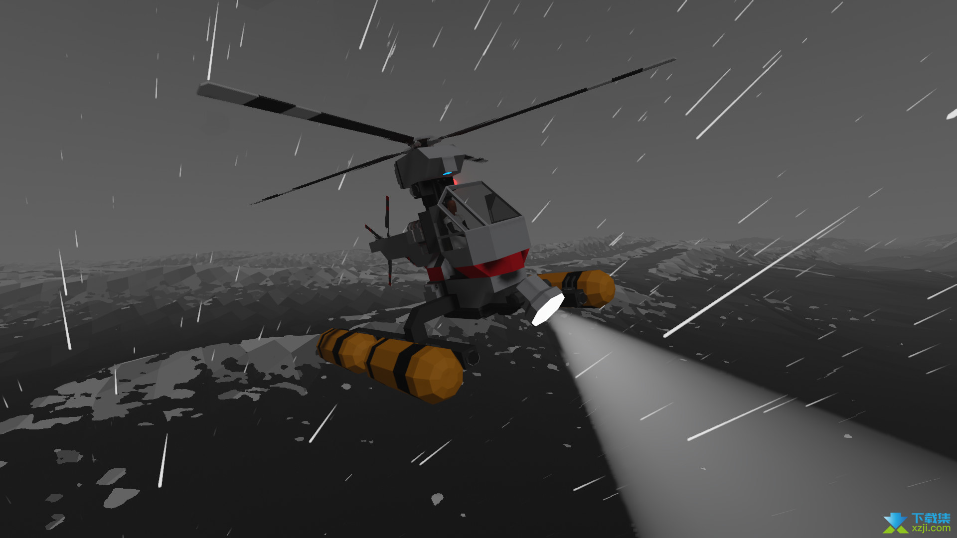 风暴工程建筑与救援界面4