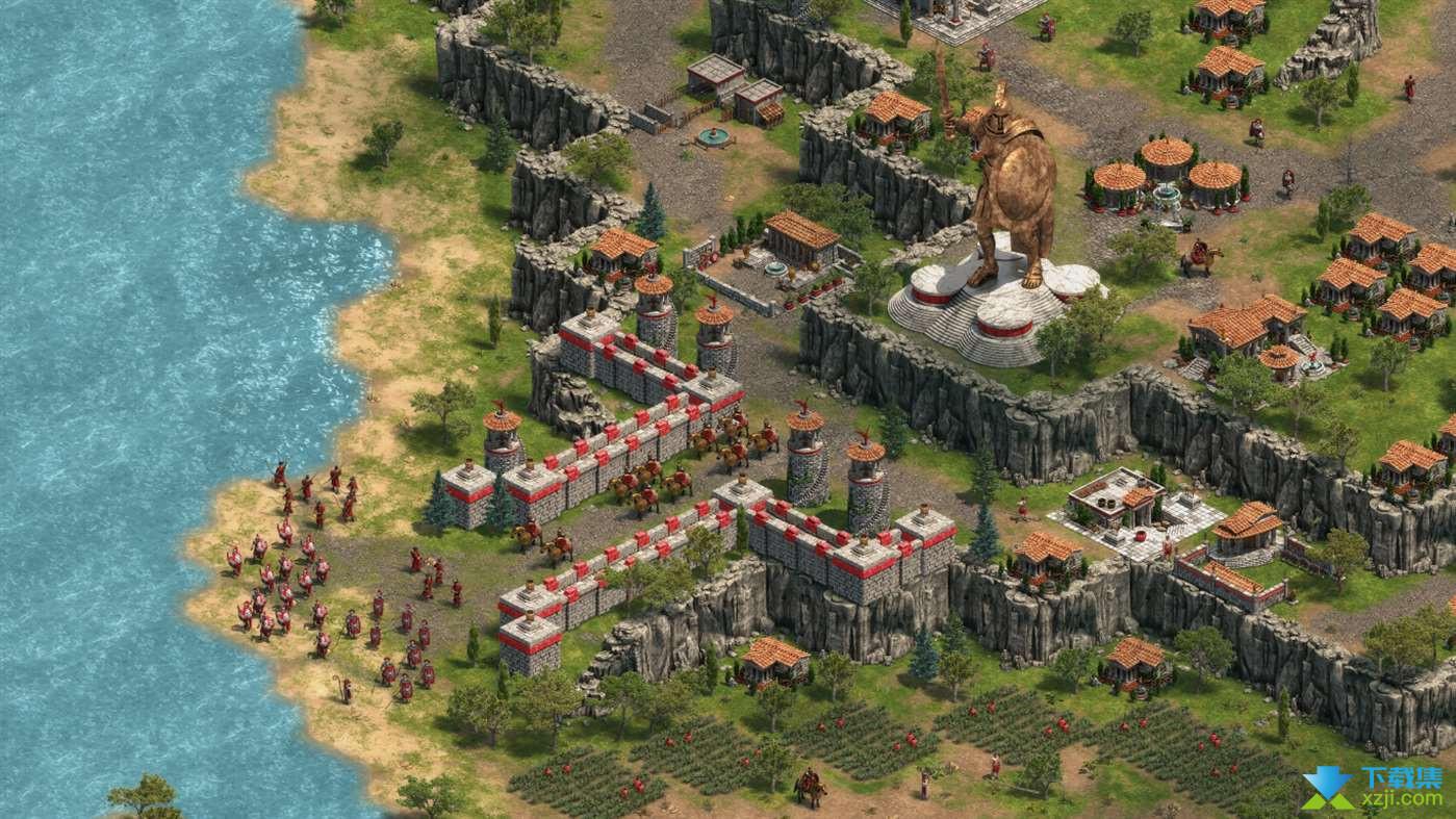 帝国时代终极版界面2