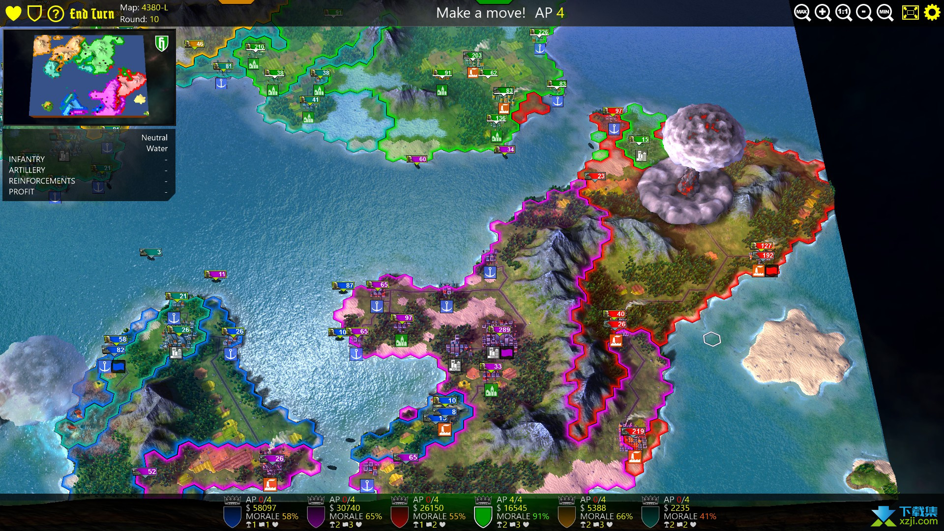 六角帝国3界面4