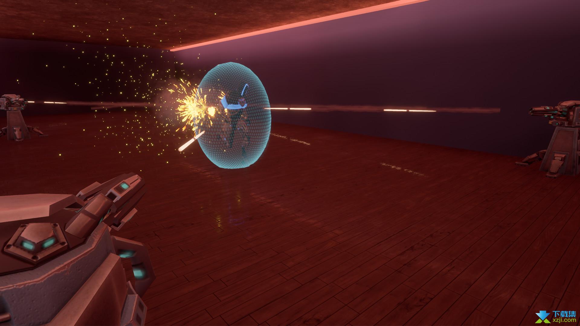 流浪机器人界面2