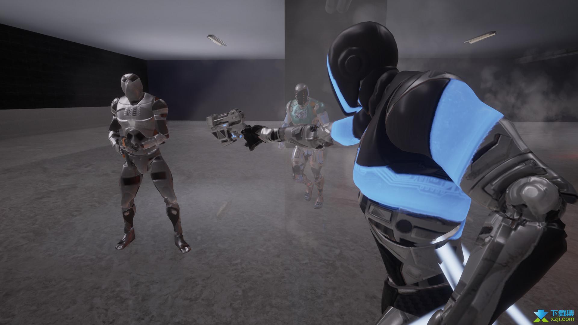 流浪机器人界面3