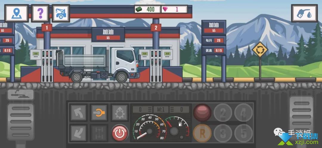 最佳卡车司机2手游界面2