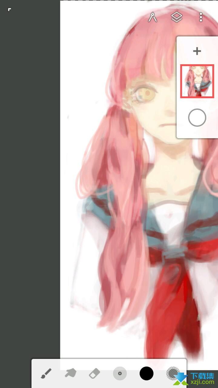 Infinite Painter界面2