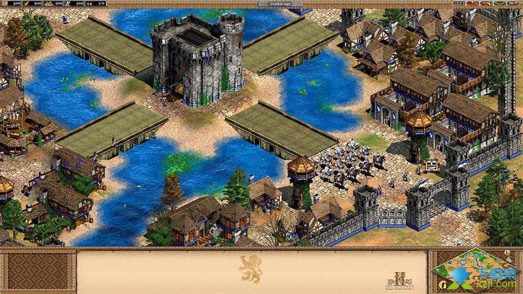 帝国时代2高清版界面3