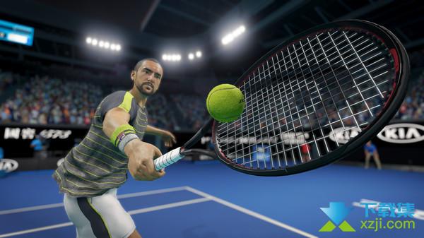 澳洲国际网球2界面2