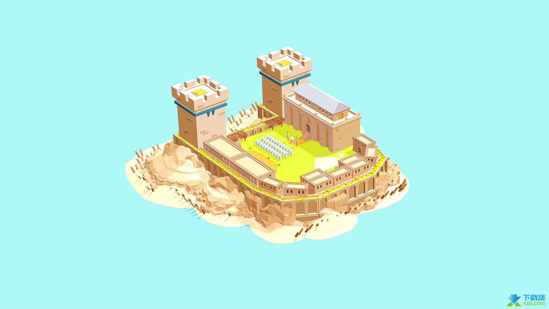 超级建造界面4