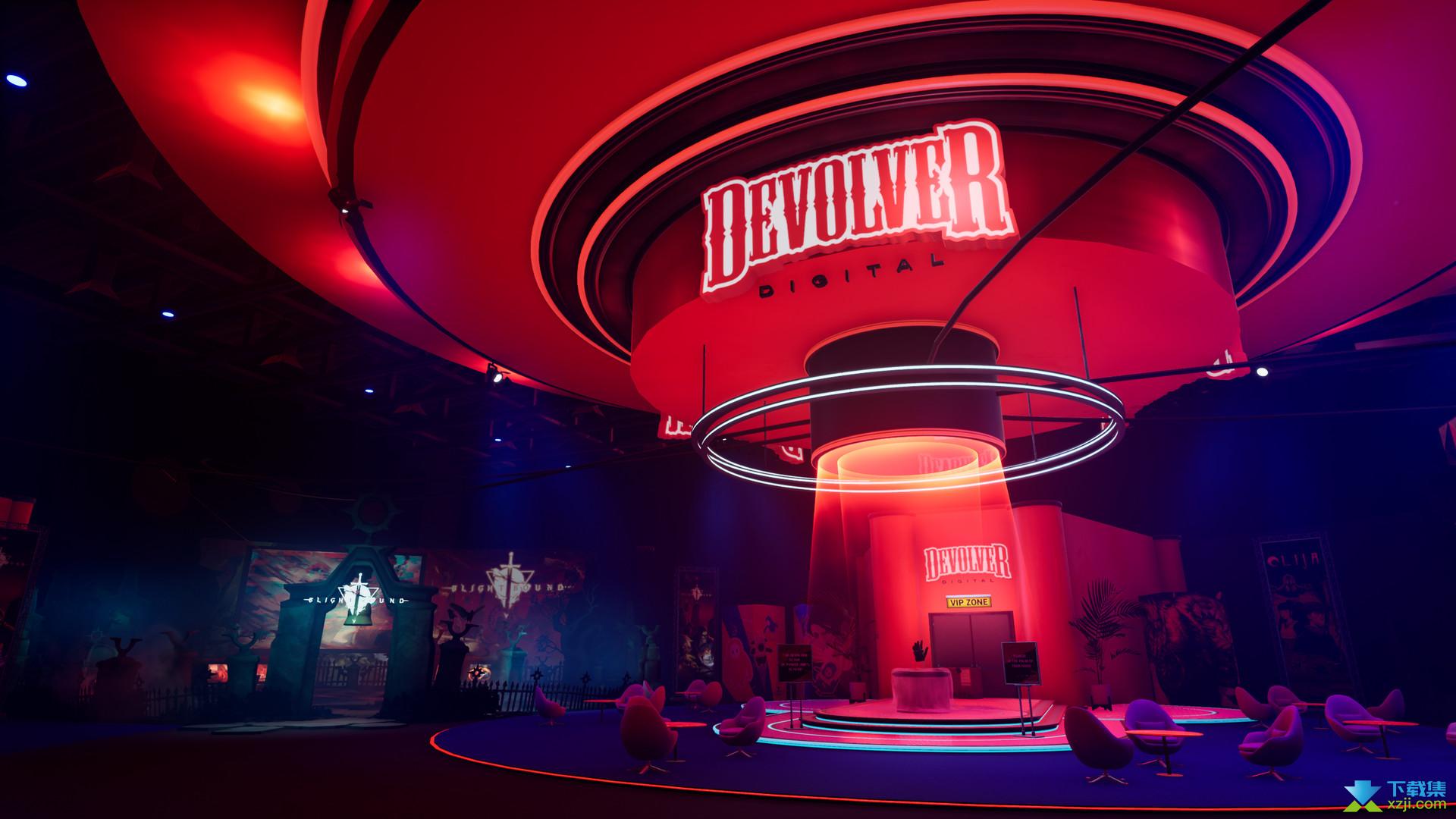 Devolverland Expo界面4