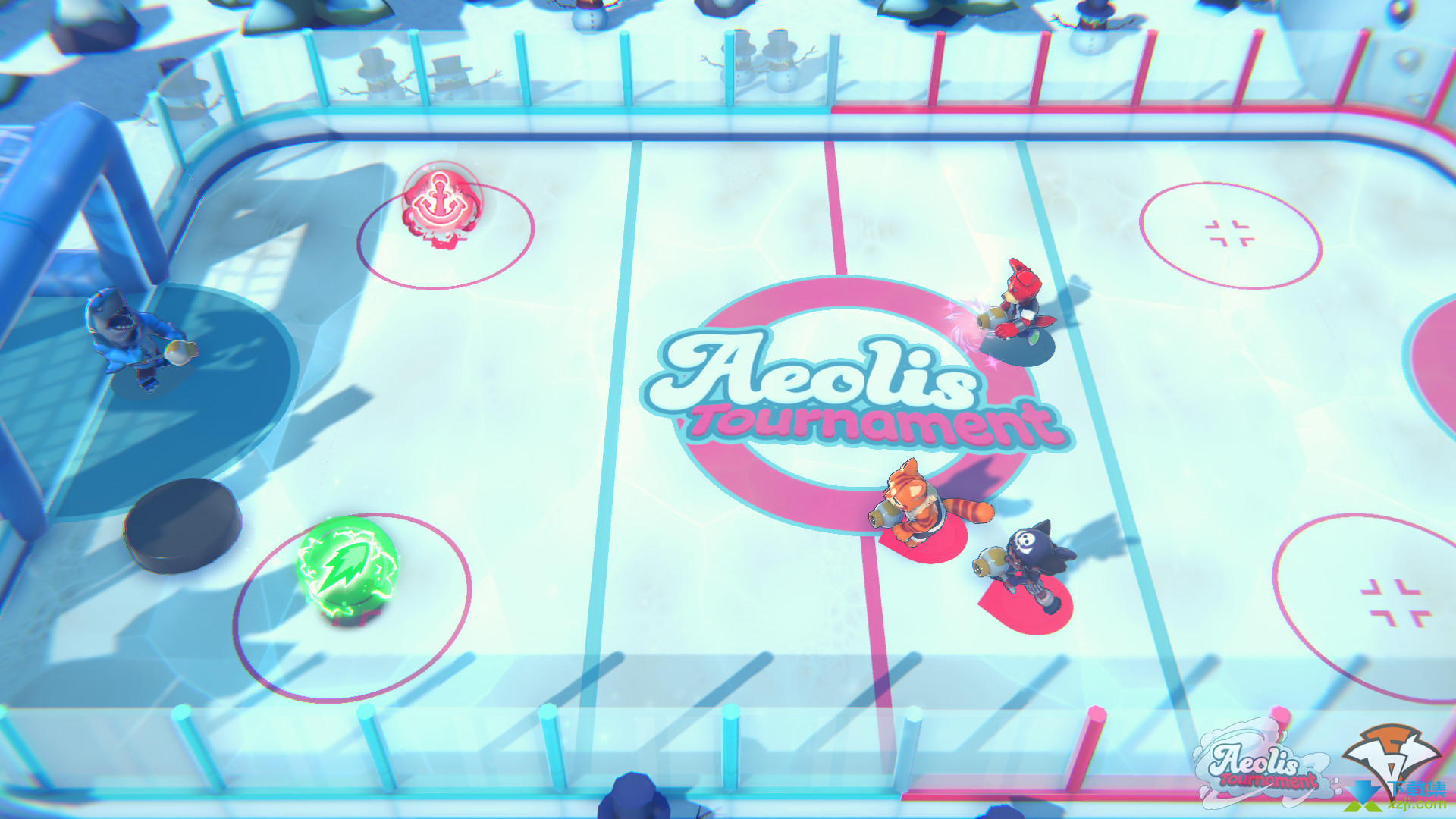 Aeolis Tournament界面4
