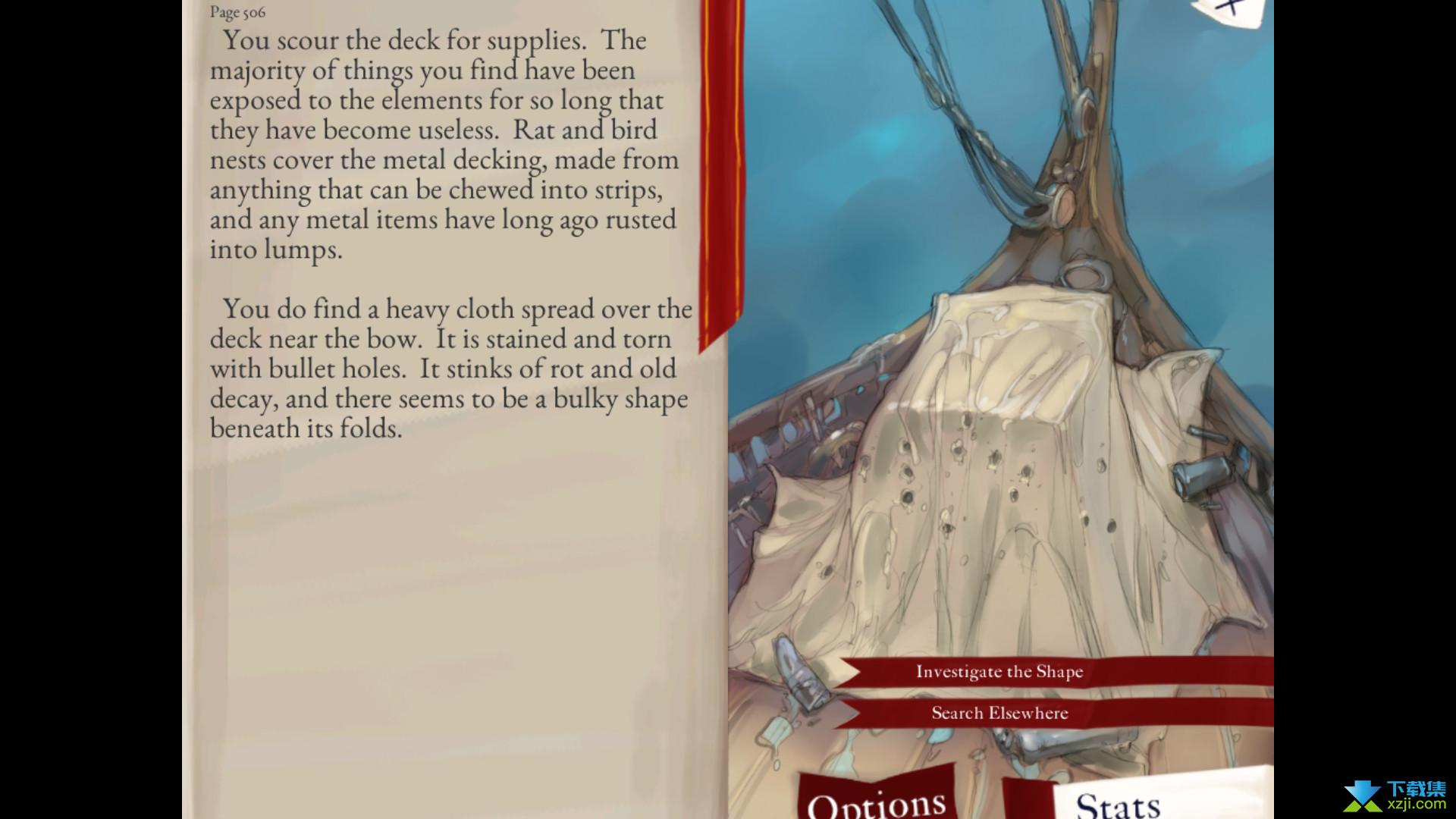 猎人日记苍白的港湾界面3
