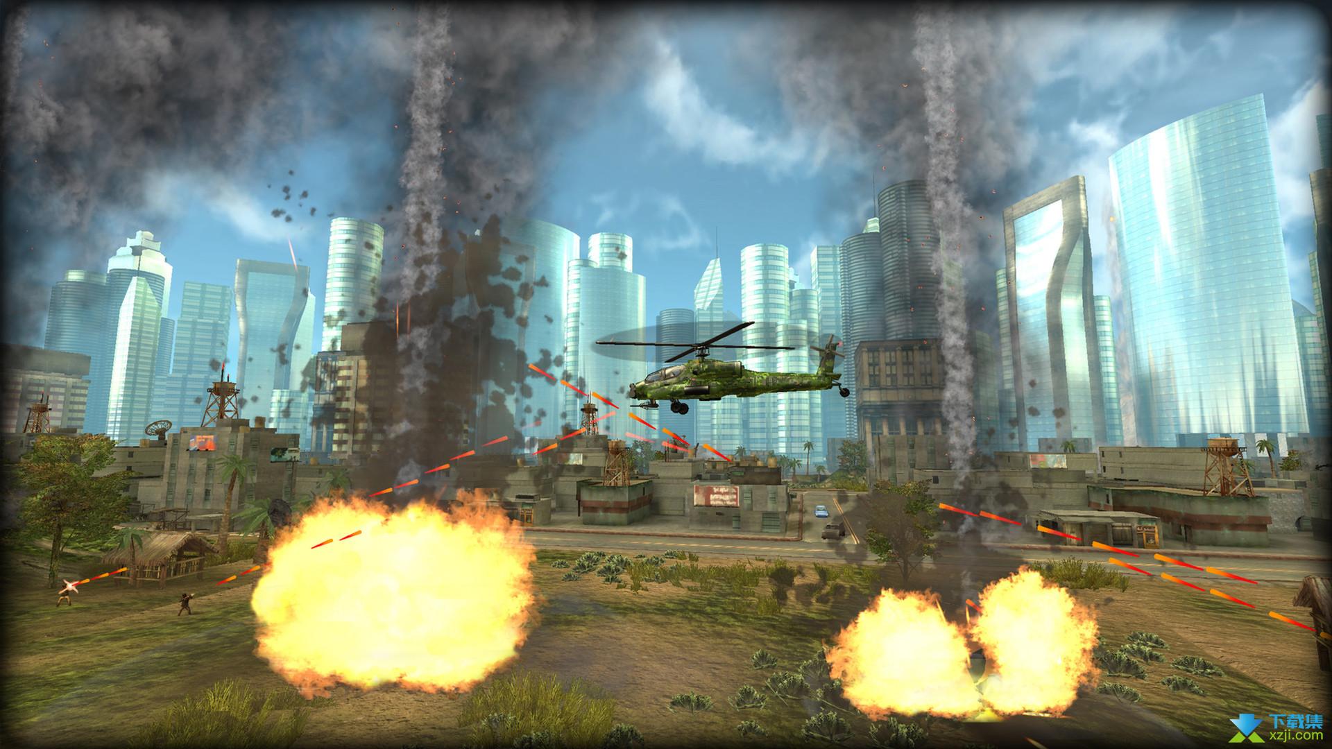 直升机救人高清版界面1